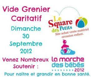 Cette semaine, sur Papa Online : n'oubliez pas notre vide-grenier caritatif de ce dimanche 30 septembre, à Paris !
