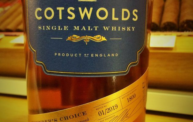 Cotswolds Founder's Choice 2019