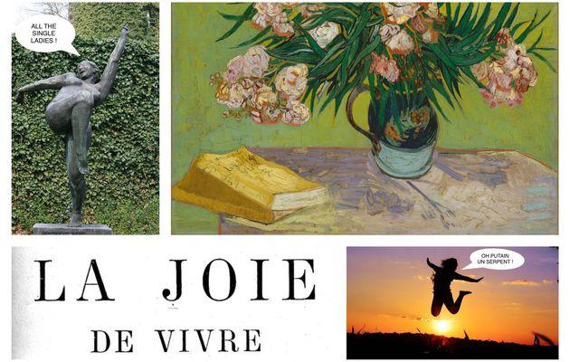 LA JOIE DE VIVRE d'Emile Zola [contre-profil d'une œuvre]