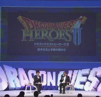 Dragon Quest Heroes II launches May 27 in Japan