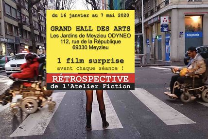 Rétrospective des films de l'Atelier Fiction !