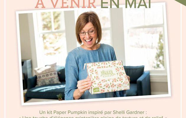 Kit Bisous de Shelli Paper Pumpkin