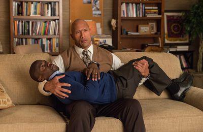 Pensez-vous que Dwayne Johnson et Kevin Hart forment un excellent duo d'équipe dans les films?