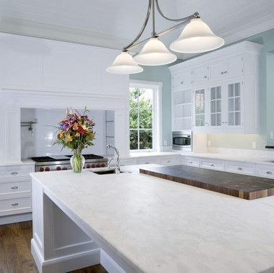 How About Marble Stone Used for Kitchen Countertops?