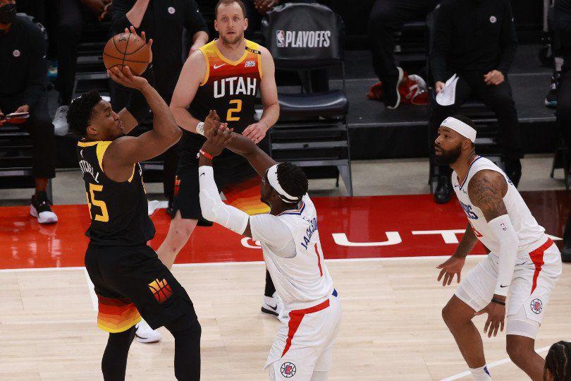 Utah Jazz double la mise face aux Clippers