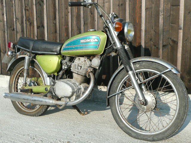 Album - Honda-Cb125S-1975