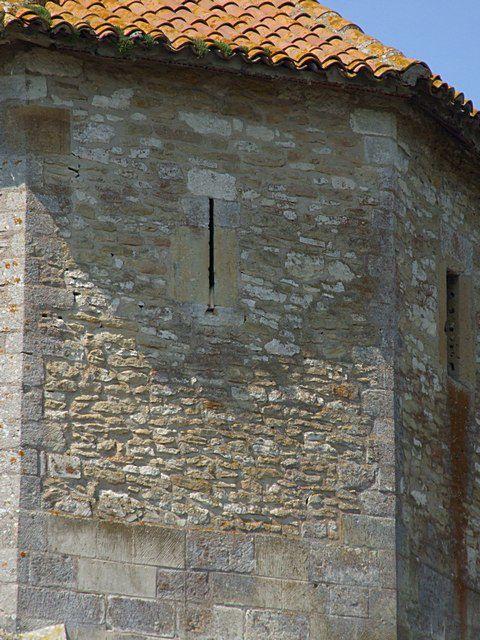 Diaporama église fortifiée de Pareid