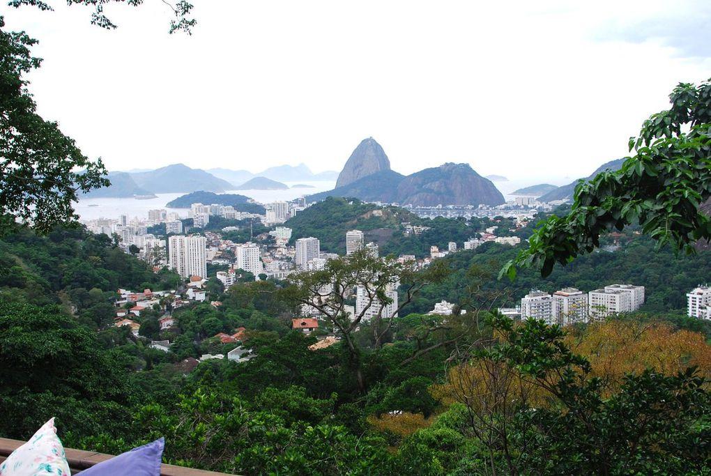 Le Brésil : de Rio de Janeiro à Paraty...