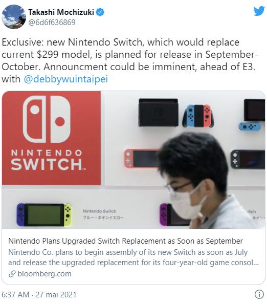 Du cul et de la Switch Pro !