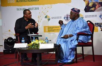 NIGERIA : Obasanjo appelle l'Afrique à exploiter ses matières premières locales