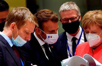Plan de relance: les 27 s'entendent sur un accord, un «jour historique pour l'Europe»