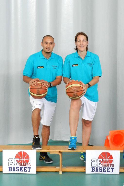 Album - 2F Camps Basket - Groupes & staff