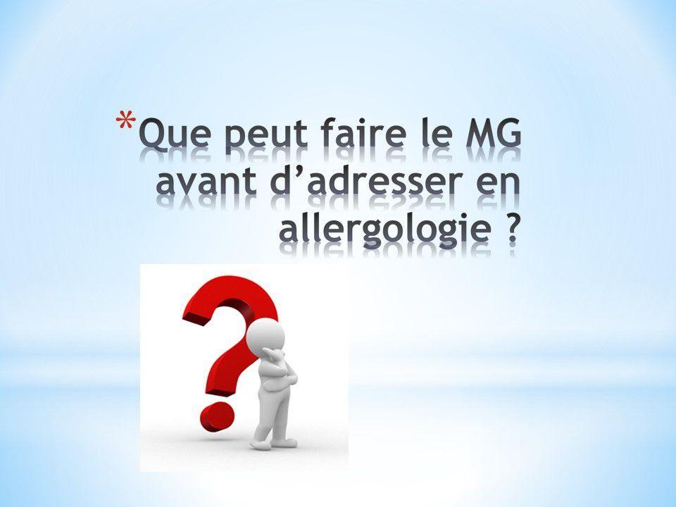 Allergies et Intolérances Alimentaires