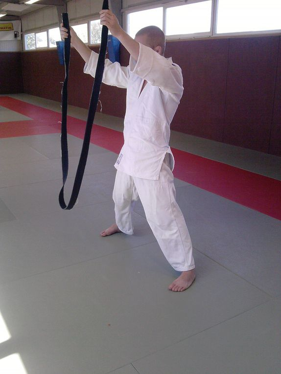 Album - Les CP au Judo en 2011