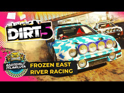 [ACTUALITE] DIRT 5 - Direction New York avec un nouveau trailer de gameplay
