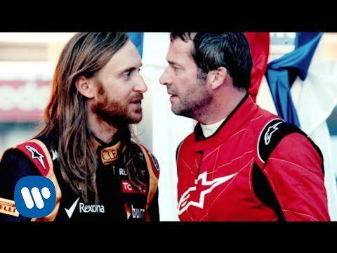 Buzz : David Guetta en Formule 1