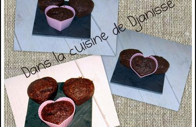 MUFFINS POMME-CHOCO