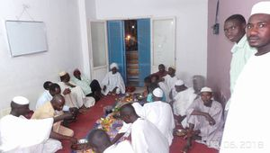Iftar of the Mararit community in Cairo