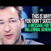 This Is Why You Don't Succeed - Simon Sinek on The Millennial Generation