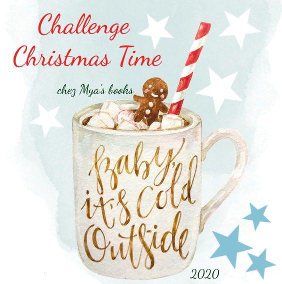 Challenge « Christmas Time 2020 » chez MyaRosa