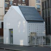 L'Évent* de la rue Castagnary est terminé. L'exemple de l'insertion urbaine d'un ouvrage technique réussie. - Frédéric Frédout - DESIGN