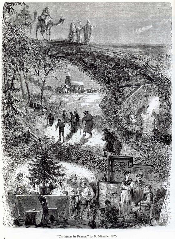 Gravures du 19ème siècle
