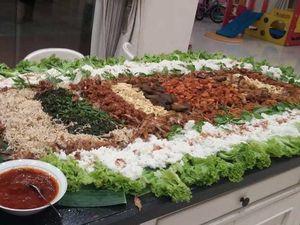 Berkah Catering - Nasi Keroyokan Surabaya (0811-3169-666)
