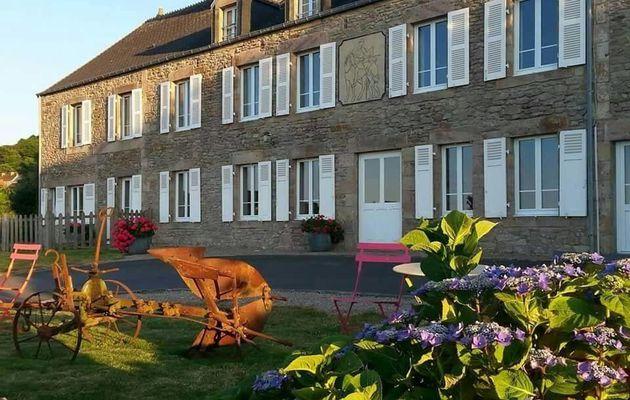 Vacances à Omonville-la-Petite, Cotentin, Normandie, Hôtel La Roche du Marais...