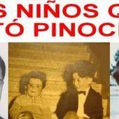 NE PAS OUBLIER : Les 307 enfants et jeunes assassinés pendant la dictature de pinochet - coco Magnanville