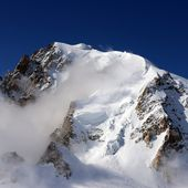 in2white - MontBlanc Largest panoramic image