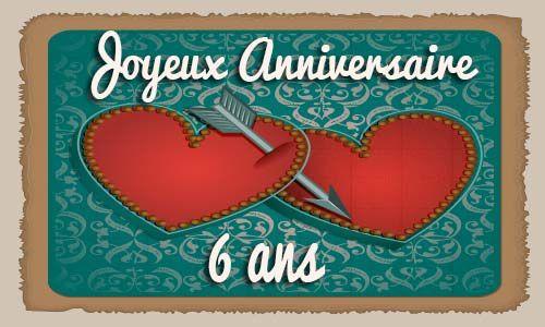 Anniblog : Mon blog a 6 ans aujourd'hui !!!