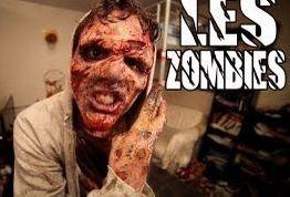 Hugo Versus Zombies