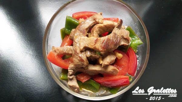 recette : Sauté de porc à l'italienne