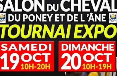 SALON DU CHEVAL TOURNAI 2019
