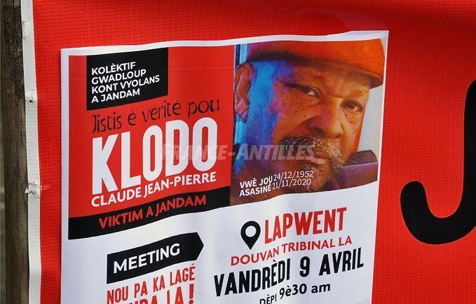 Claude Jean-Pierre: Une affaire Georges Floyd en Guadeloupe? par le Scrutateur.