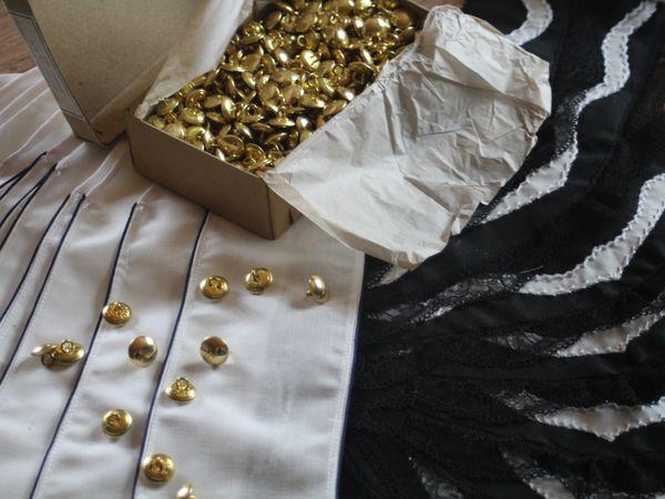 Ma jupe second empire - My civil war skirt