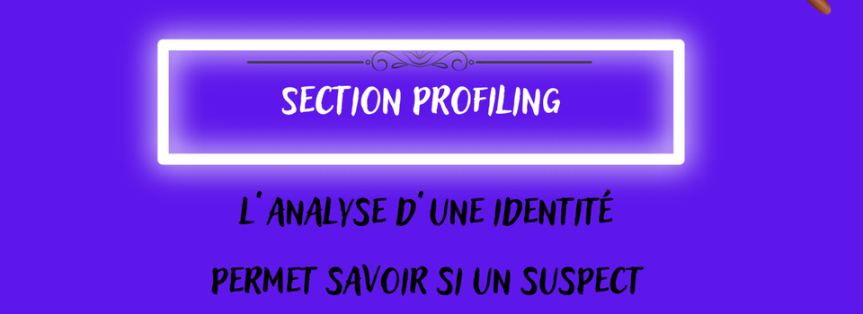 SECTION PROFILING