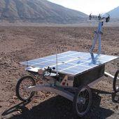 Exobiologie : des organismes terrestres peuvent survivre sur Mars