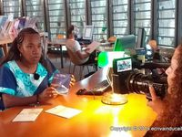 Une nouvelle émission littéraire en photos et en image avec Calédonia-MLNC