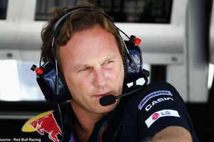 Christian Horner prolonge chez Red Bull