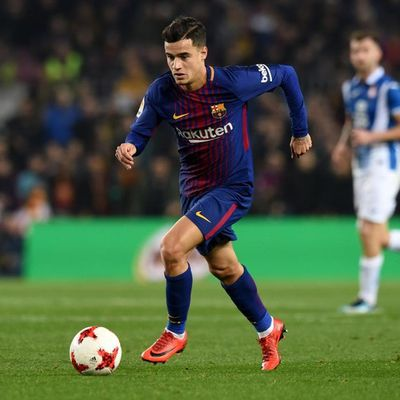 Coutinho Scores - Barcelona in the Finals