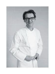 Laurent Jeannin, Chef Pâtissier du Bristol Paris lance son livre de recettes