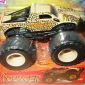 POUNGER MONSTER JAM HOT WHEELS 1/64 - car-collector.net