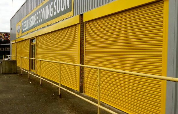6 common myths with Perforated Roller Shutters