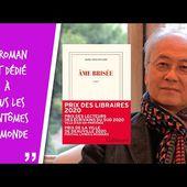 Prix des Libraires 2020 : Interview d'Akira Mizubayashi - Âme brisée