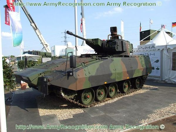 20 April 2015 - Puma infantry fighting vehicle gets official approval for service in German army After extensive testing at the Bundeswehr (German Army) Technical services, many months of testing in extreme heat and cold abroad and several field tests by military, another milestone has now been achieved in the project IFV PUMA. The authorization for use of the Federal Office of Bundeswehr Equipment, Information Technology and In-Service Support (BAAINBw) is granted.