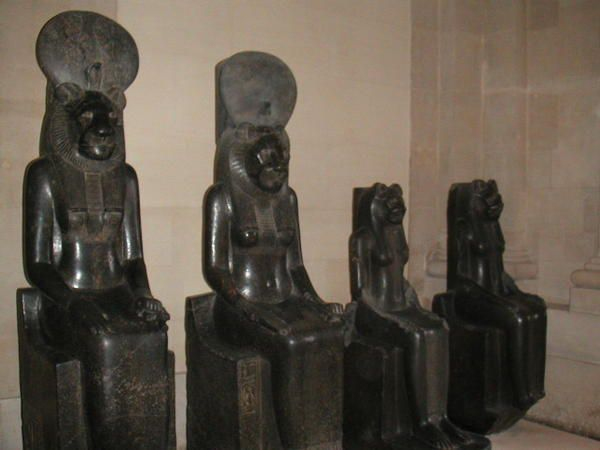 Galerie Egyptienne