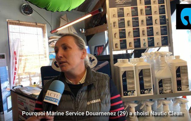 Entretien bateaux - pourquoi le chantier Marine Service de Douarnenez a choisi Nautic Clean