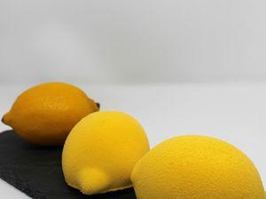 Citron en trompe l'oeil