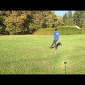 Test of the Fast catch boomerang (injected)